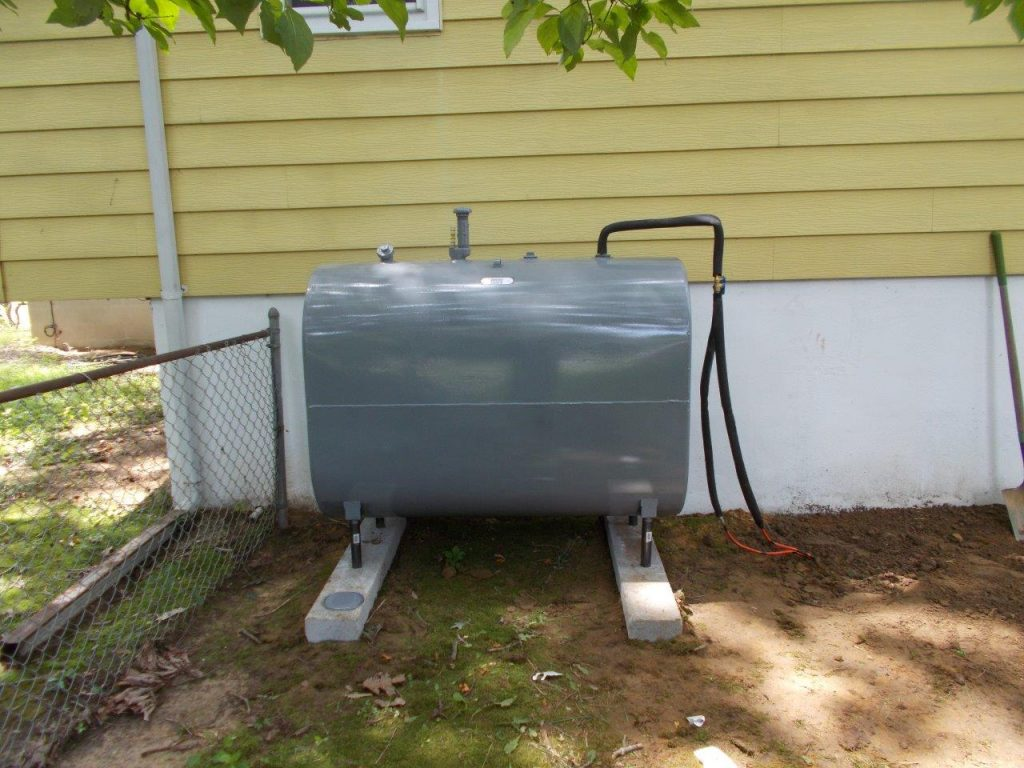 can heating tanks explode in hot weather